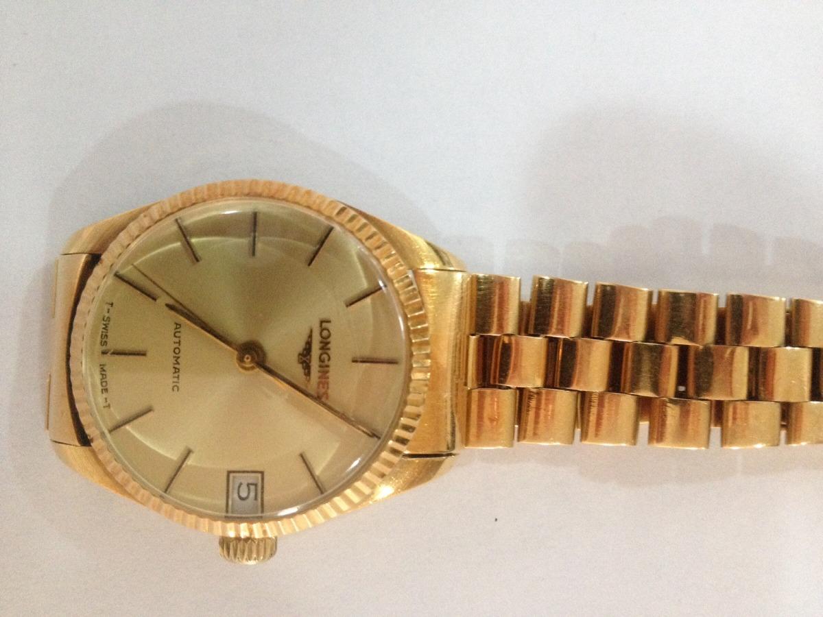 e7420a9a070 relógio longines de ouro. Carregando zoom.
