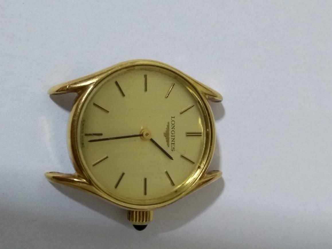 01fd16c7a04 relógio longines feminino a corda antigo. Carregando zoom.