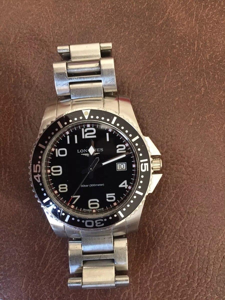 069b12ec954 relógio longines hydroconquest. Carregando zoom.