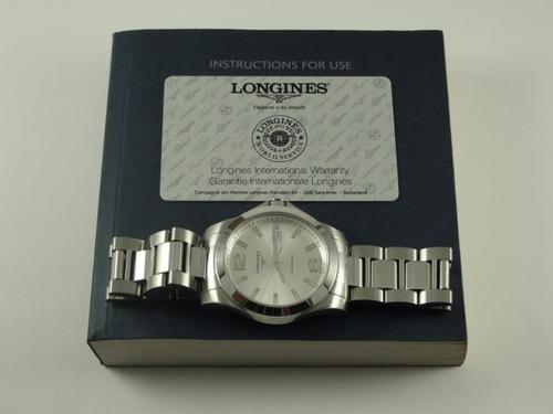 relógio longines masculino