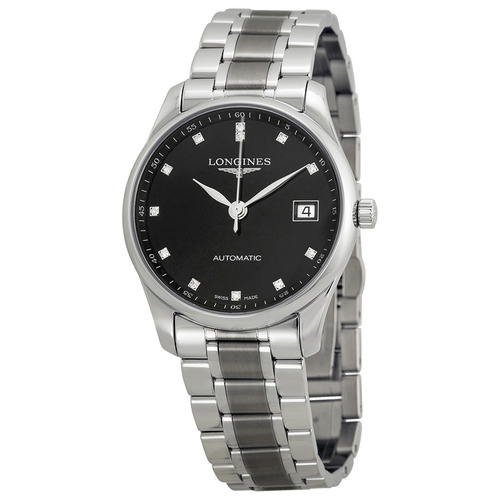 relógio longines master collection - l2.518.4.57.6