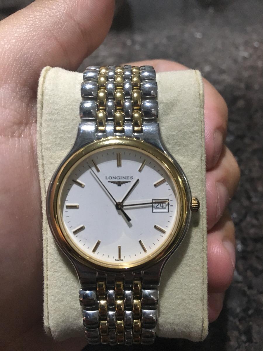 39e9fc661b2 relógio longines original seminovo -. Carregando zoom.
