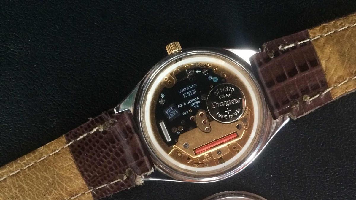 2c768a79b18 relógio longines suíço quartz. Carregando zoom.