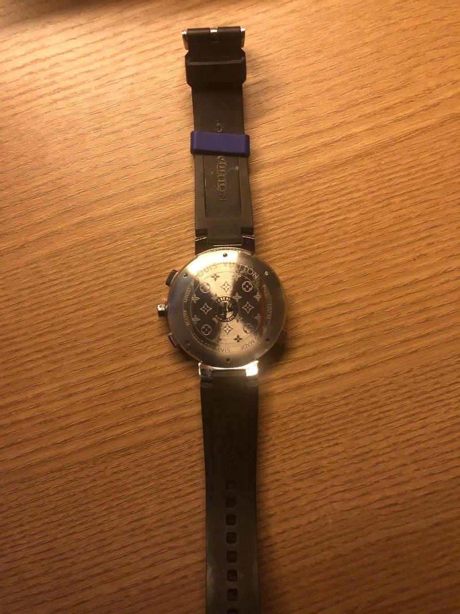 c3267428744 relógio louis vuitton - original. Carregando zoom.