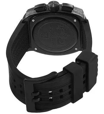 relógio luminox carbon edição limitada tony kanaan 1101 -suiss made