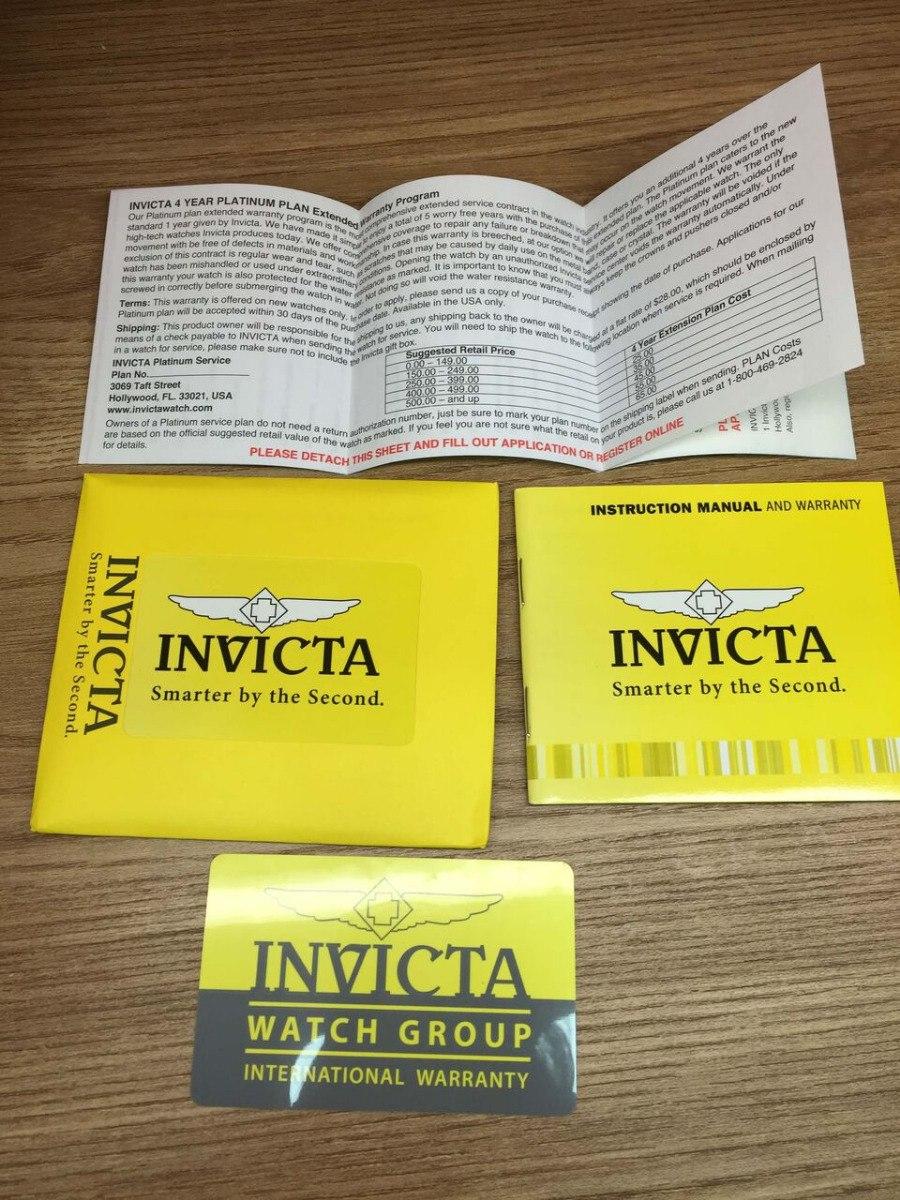 Relgio luxo invicta pr dive acompanha cx manual e card r 539 carregando zoom reheart Choice Image