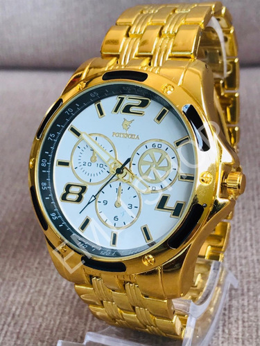 relógio luxo masculino potenzia barato atacado promoção