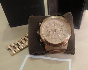 24f503647 Relogio Michael Kors Usado De Luxo - Relógio Michael Kors Feminino ...