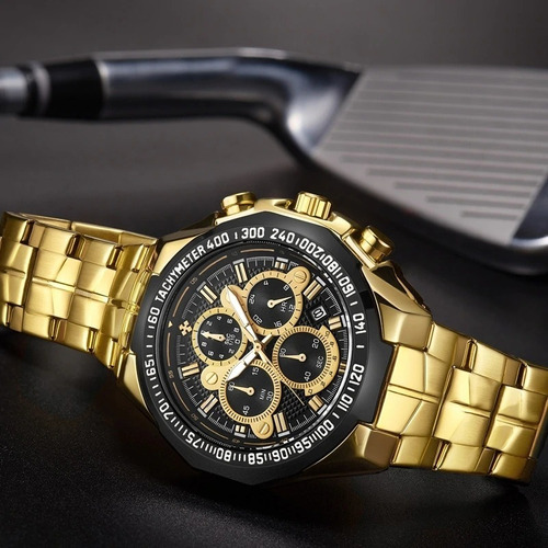 relógio luxo wwoor
