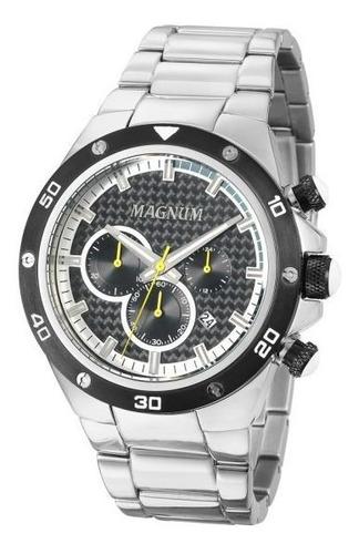 relógio magnum business masculino ma34281y