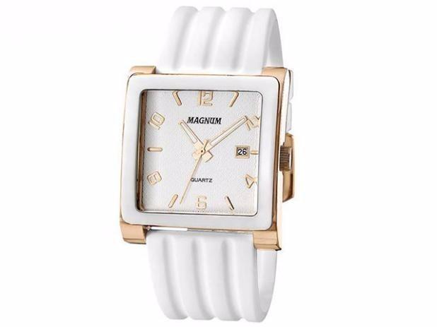 f364fc82e7f Relógio Magnum Feminino - R  221