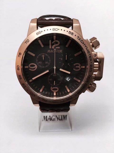 d600d362997 Relógio Magnum Masculino Cronógrafo Ma34147u Oferta - R  480
