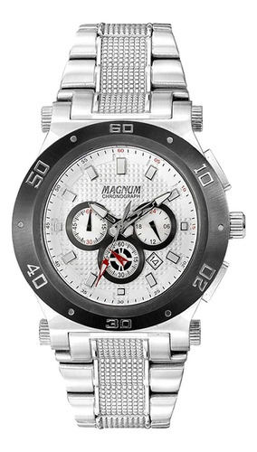 relógio magnum masculino chronograph ma32050q