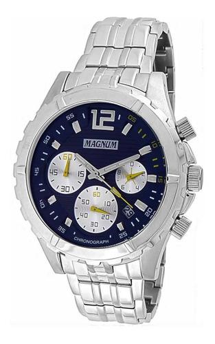 relógio magnum masculino chronograph ma32354a
