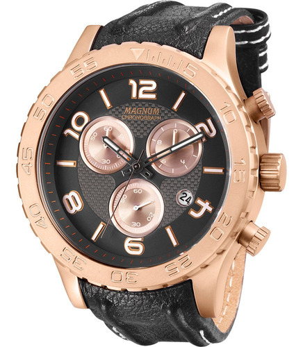 relógio magnum masculino chronograph ma33504k