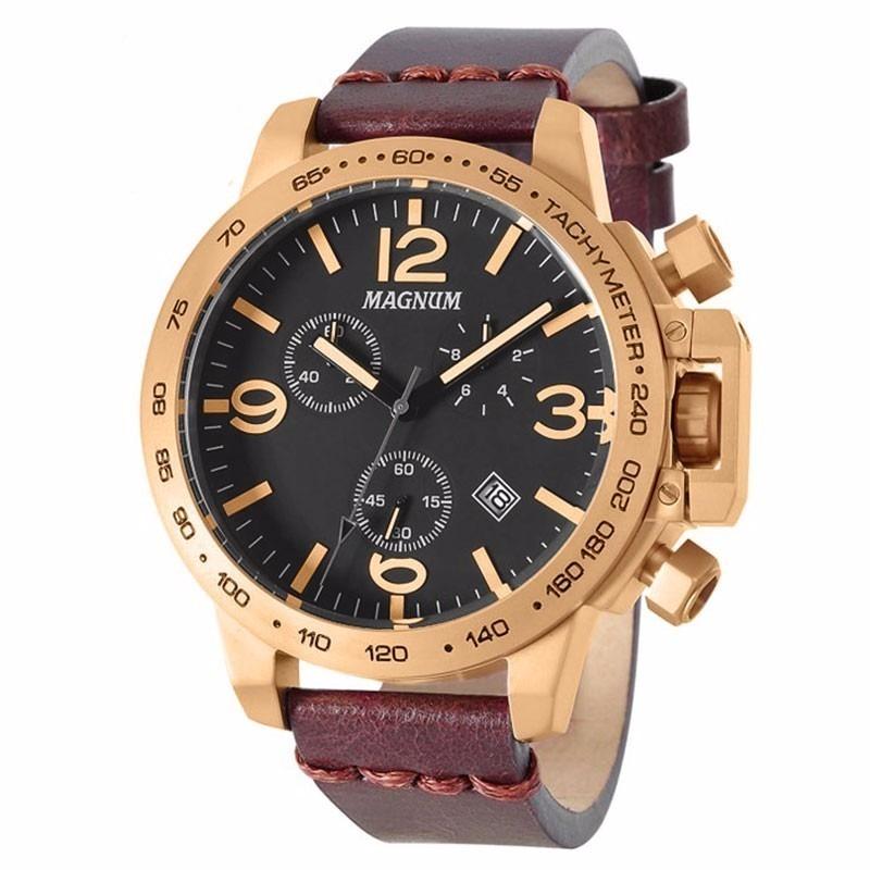 4292146e4c2 Relógio Magnum Masculino Cronógrafo Ma34147u Oferta - R  480