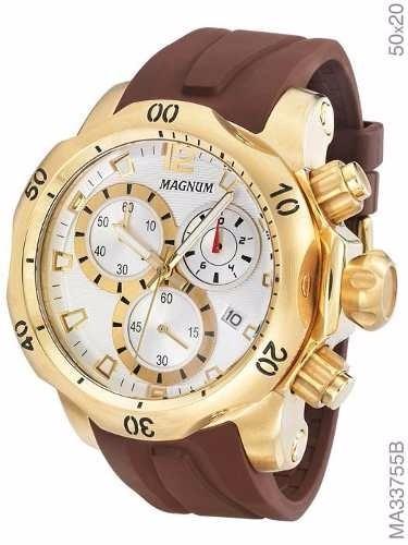 7871eaa0cba Relógio Magnum Masculino Ma33755b Frete Gratis - R$ 699,99 em ...