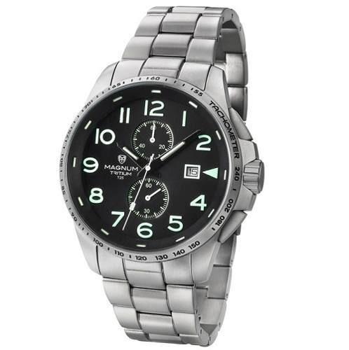 relógio magnum masculino tritium mt30099t