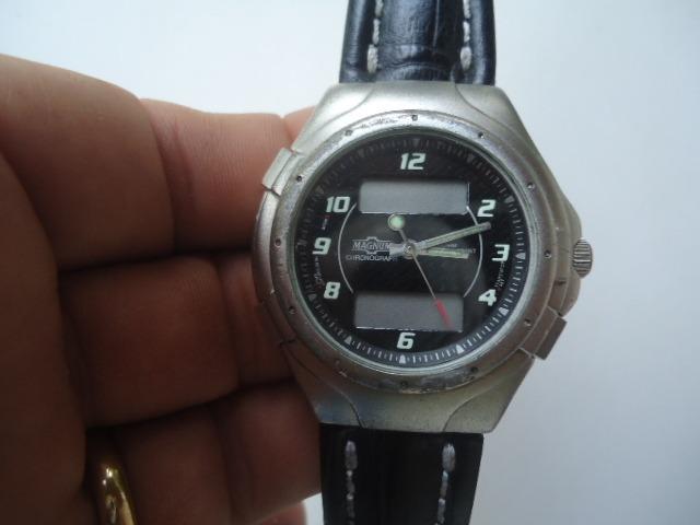 6edfdd96501 Relógio Magnum citizen Usado Cronógrafo Digital Masculino - R  189 ...