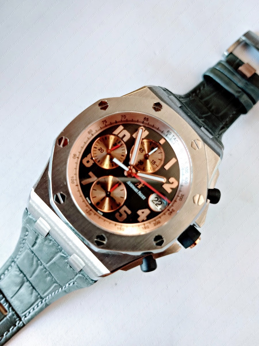 9fe7fd062a8 Relógio Maq. Eta Royal Oak Audemars P. Pride Of Indonesia Le - R ...