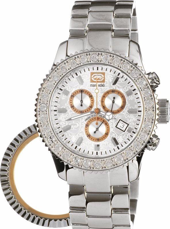 7c545e98909 relógio marc ecko e18500g1 coroa intercambiável swarovski nf. Carregando  zoom.