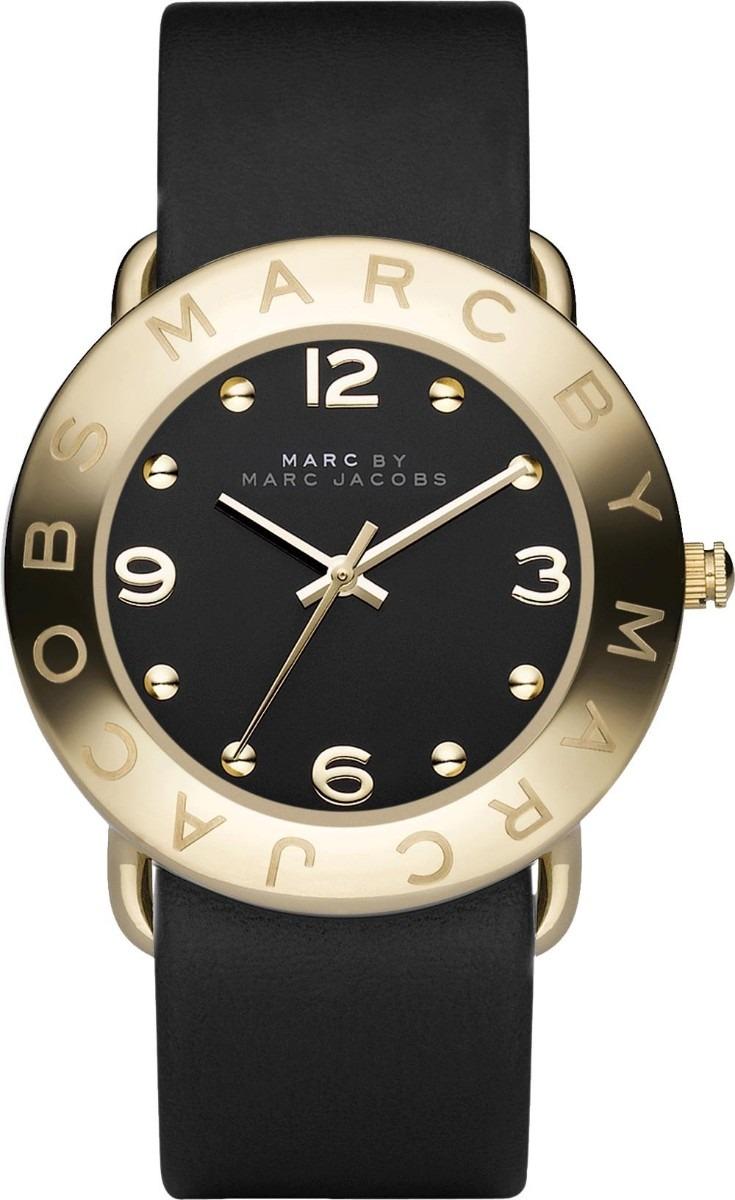 Relógio Marc Jacobs Amy Mbm1154 - R  799,00 em Mercado Livre 66b05b5b67