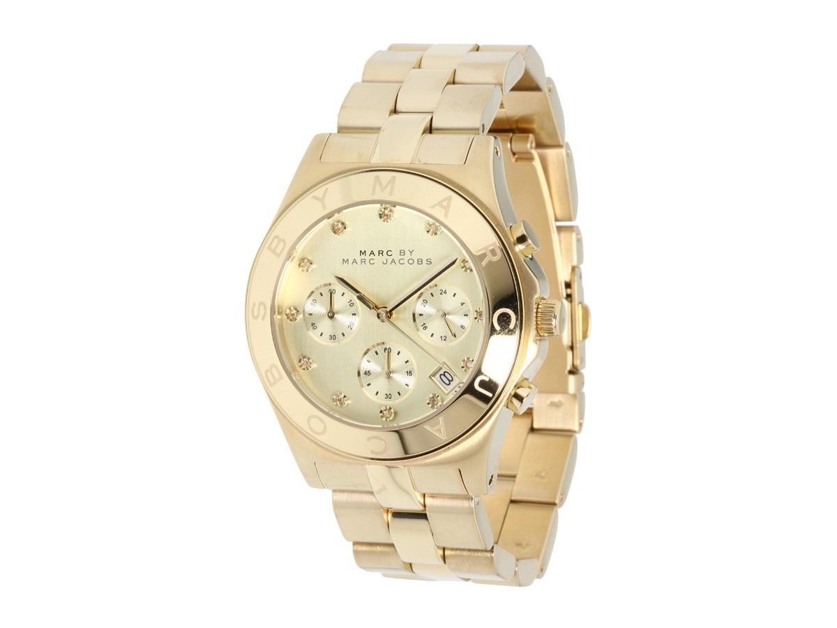 Relógio Marc Jacobs Mbm3101 - R  1.499,00 em Mercado Livre 6406e1b017