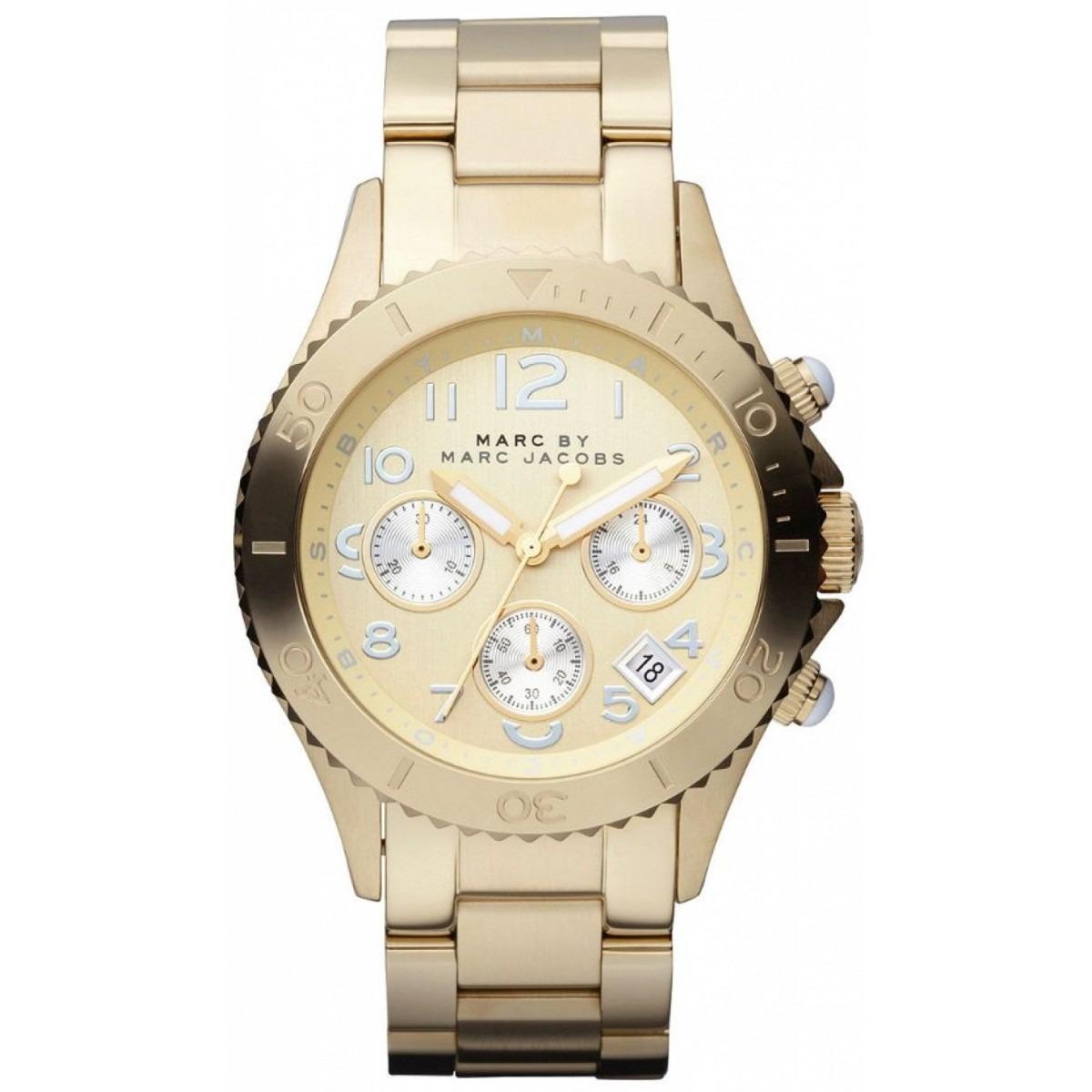 Relógio Marc Jacobs Mbm3188 - R  1.799,00 em Mercado Livre 6a981bdc4d