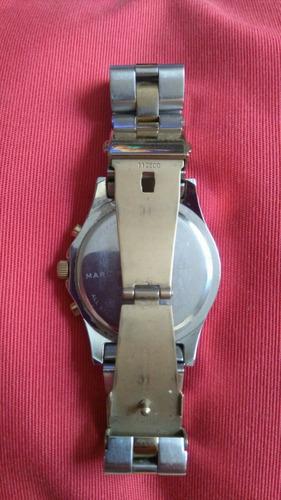 relógio marc jacobs original