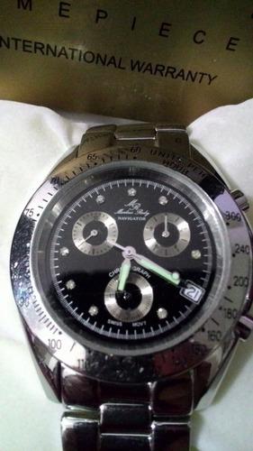 relógio markus ruby navigator 71 m-8 diamonds