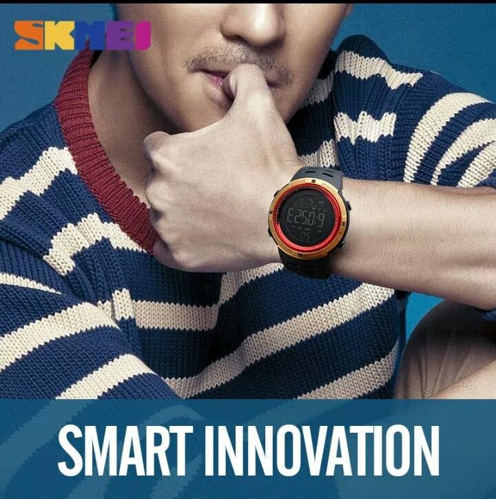 5a325d5a6c5 Relógio Masculino 1250 Smartwatch Bluetooth Original. - R  80