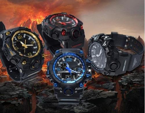 relógio masculino a prova dagua promocao+original