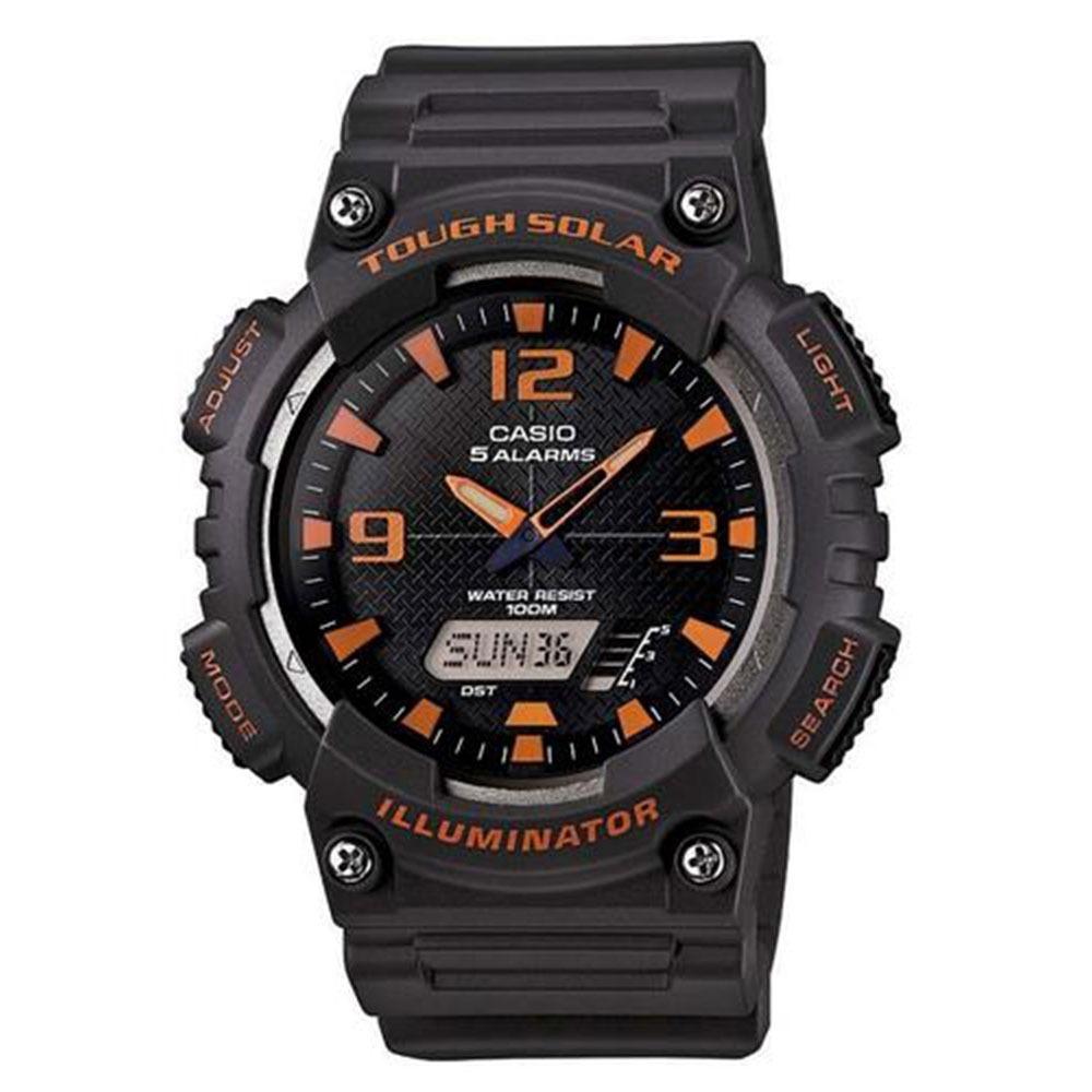 d629ae37004 Relógio Masculino Anadigi Casio Aq-s810w-8avdf - Preto - R  527