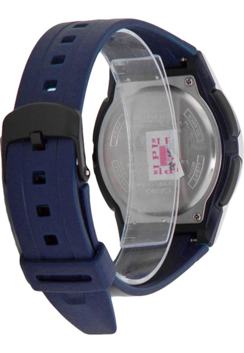 bf7f2ffad17 relógio masculino analógico casio illuminator original. Carregando zoom.