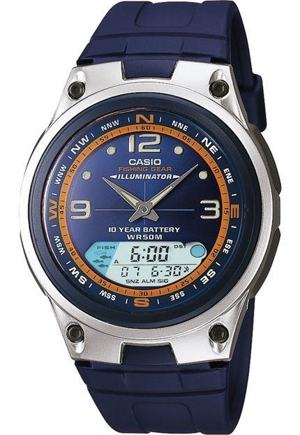 b8fc9740686 Relógio Masculino Analógico Casio Illuminator Original - R  179