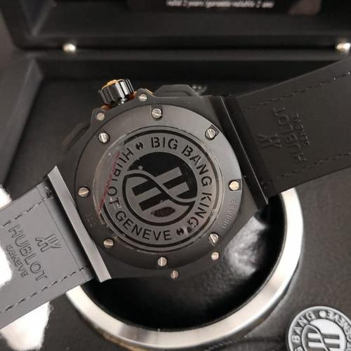 relógio masculino analógico eta 3.8 - frete grátis
