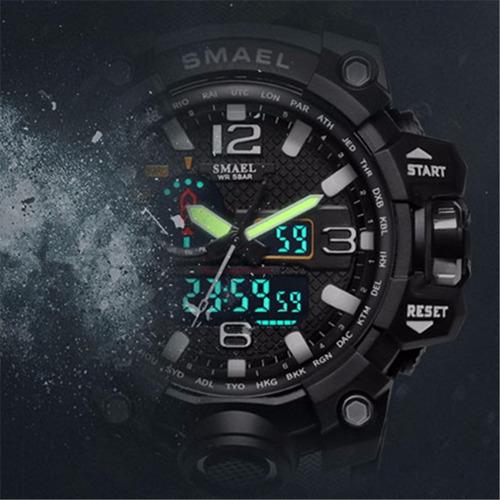 relógio masculino analógico militar esportivo frete grátis !