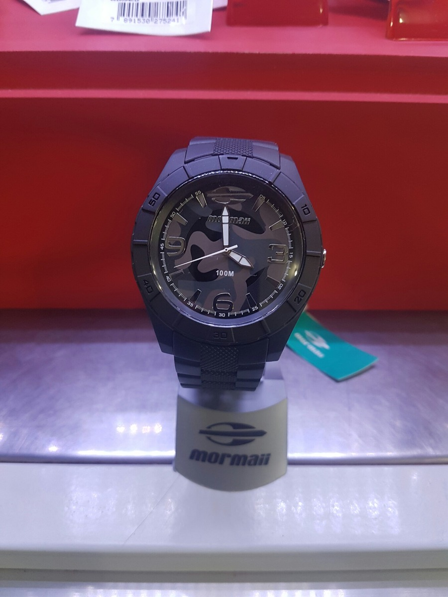 4e1c4140340 relógio masculino analógico mormaii mo2035bp 8m - preto. Carregando zoom.