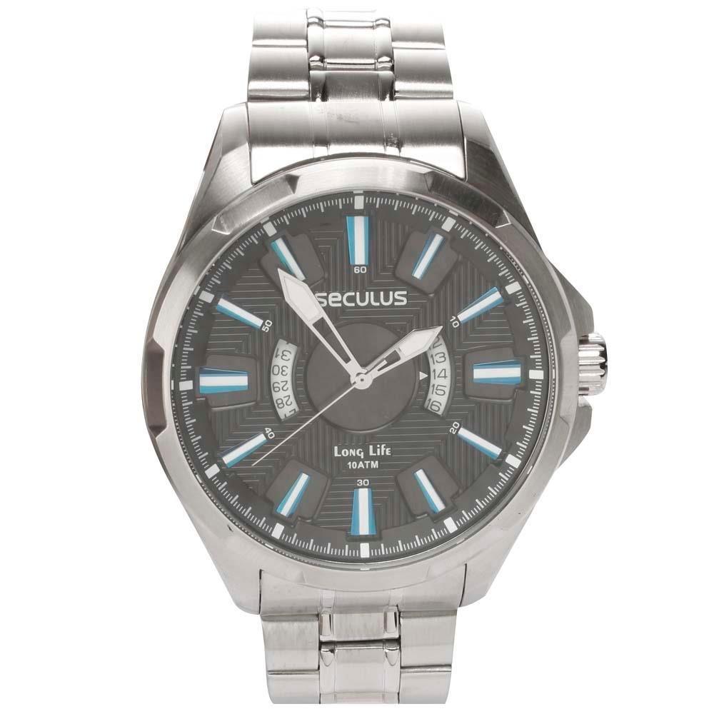 9b6edb9e9b750 relógio masculino analógico original seculus 28493g0svna1 -. Carregando  zoom.