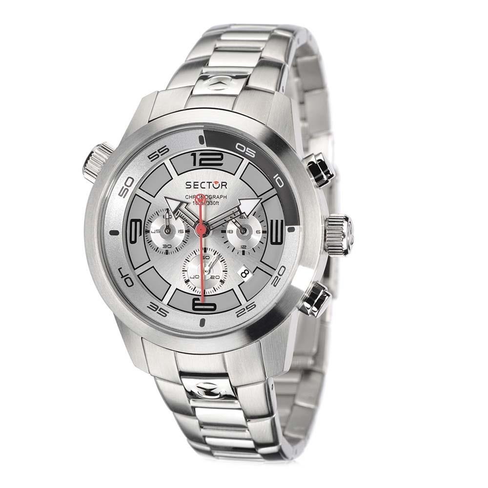 915a45b3a582b relógio masculino analógico sector ws31722w - prata. Carregando zoom.