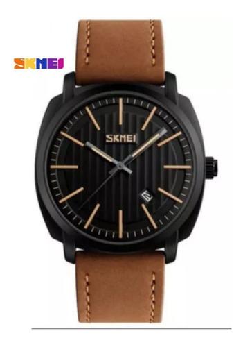 relógio masculino analogico social skmei 9169 original