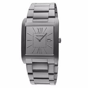 406607578d03d Relógio Masculino Analógico Technos Slim Gm15ai 1c Cinza Nf - R  379 ...