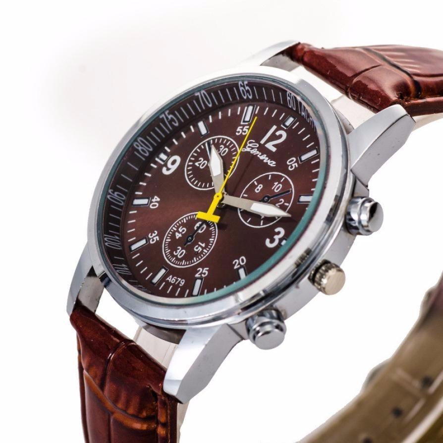 f5414576d5b relógio masculino analógio social clássico importado barato. Carregando  zoom.