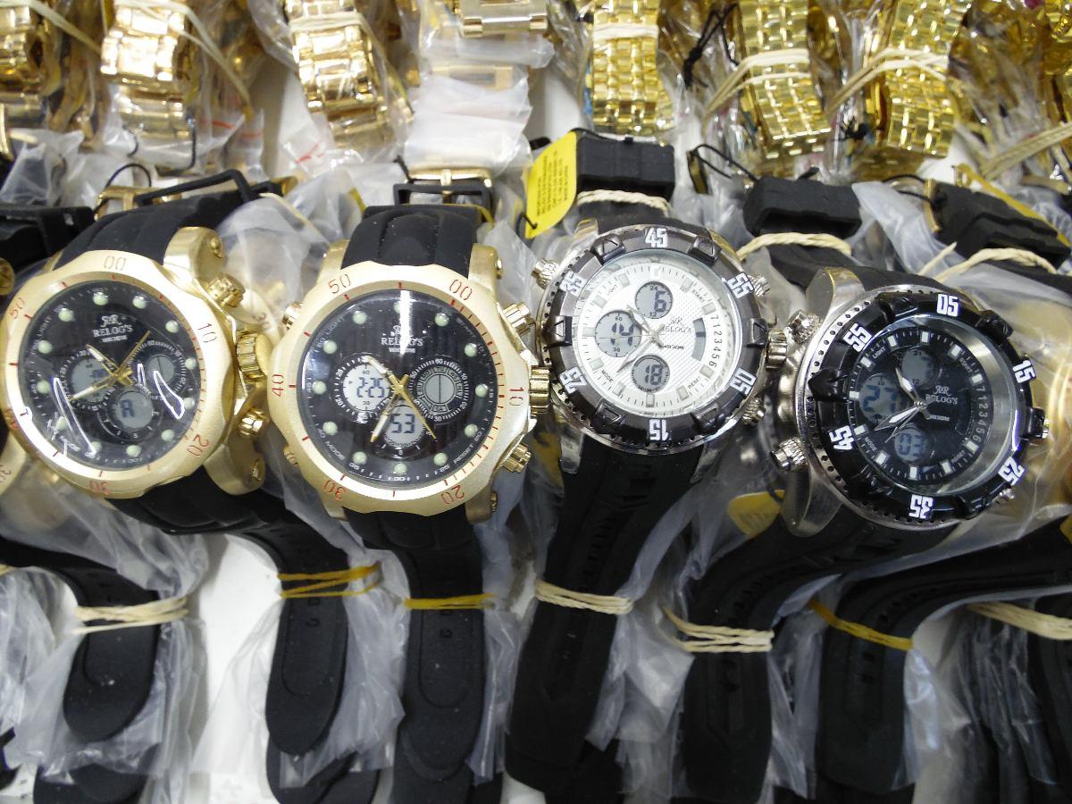 fcddc1b4120 relógio masculino ar relog s wr30m barato. Carregando zoom.