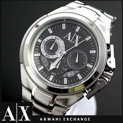 8e5661953aa Relógio Masculino Armani Exchange Ax1039 Importado Trocas - R ...