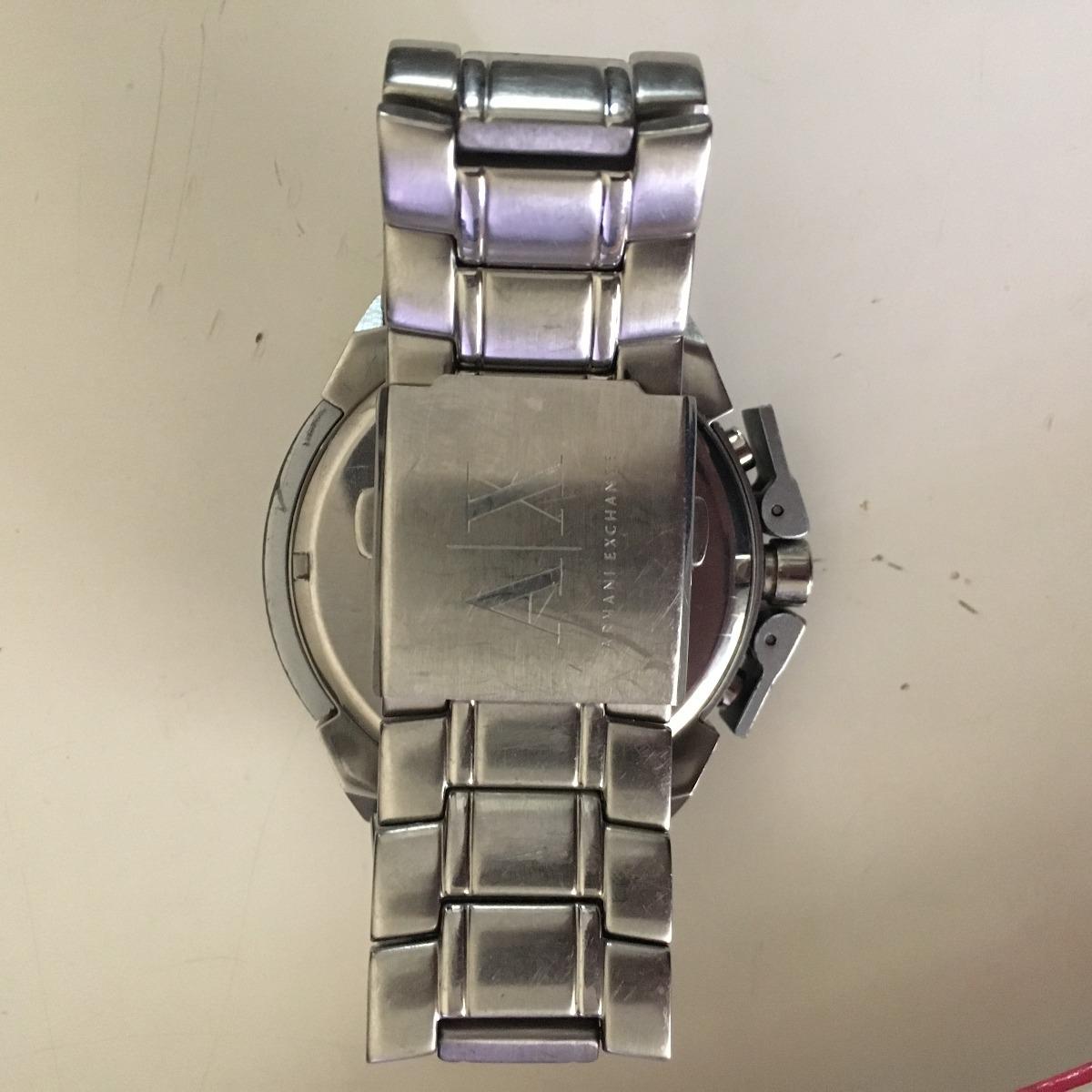 dab432d1f01 relógio masculino armani exchange ax1039 importado trocas. Carregando zoom.