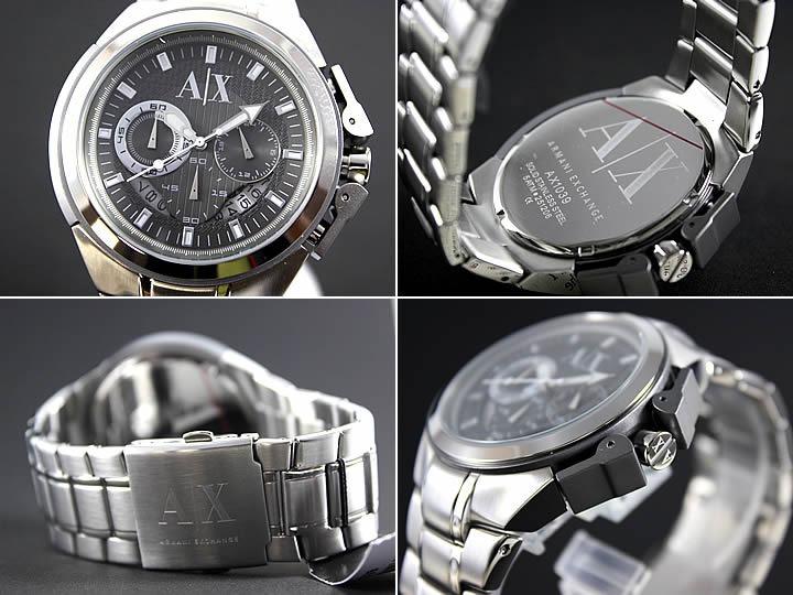 ea30824fe5e relógio masculino armani exchange ax1039 importado trocas · relógio  masculino armani exchange. Carregando zoom.