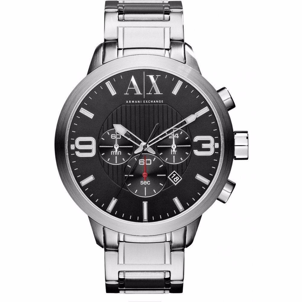 0948f2c4b1a relógio masculino armani exchange - ax1272 - 100% orignal. Carregando zoom.