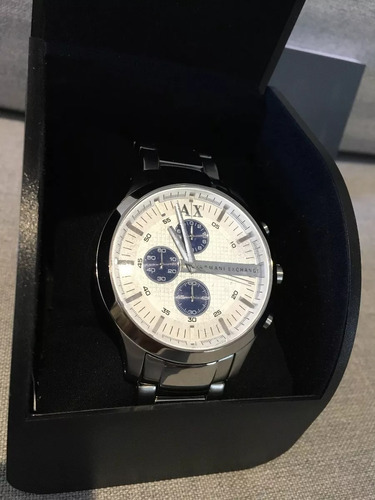 Relógio Masculino Armani Exchange Ax2136 Importado Original - R  689 ... 0f61a5aeab
