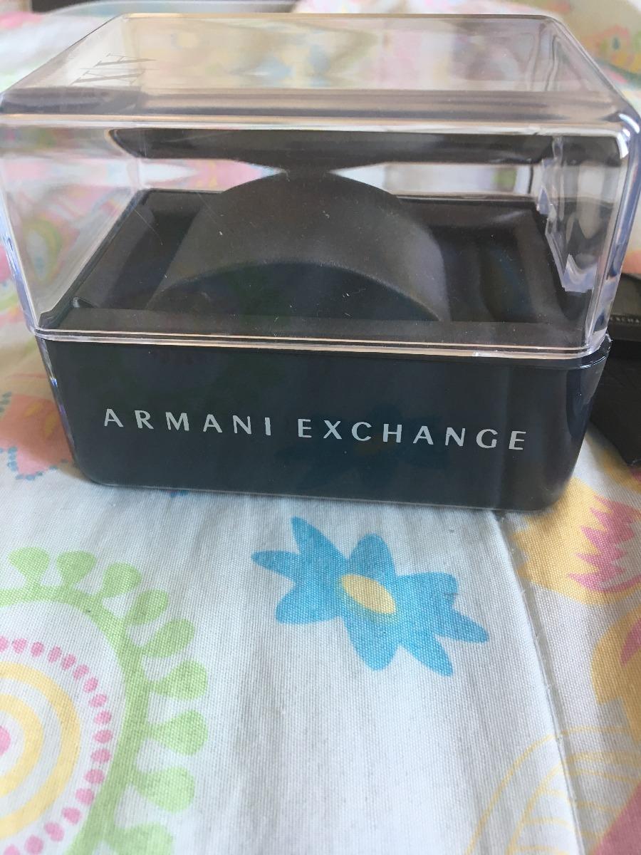 1416f555aa9 relógio masculino armani exchange digital ax1010. Carregando zoom.